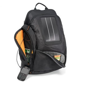 Deluxe Catalyst Solar Computer Backpack Imprinted with Your Logo
