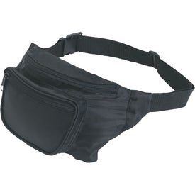 Deluxe Fanny Pack with Your Slogan