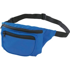 Monogrammed Deluxe Fanny Pack