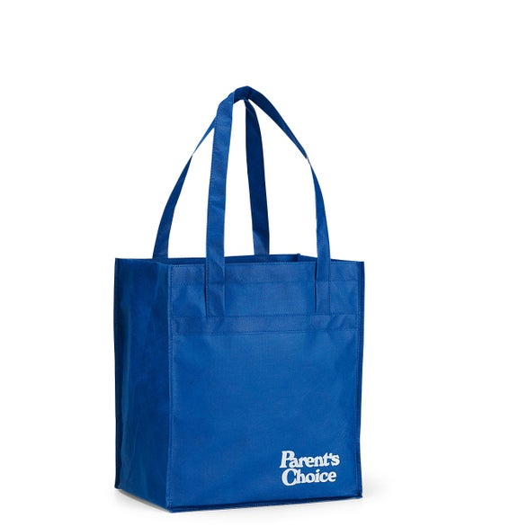 Royal Blue Deluxe Grocery Shopper Bag