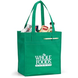 Deluxe Grocery Shopper Bag Giveaways