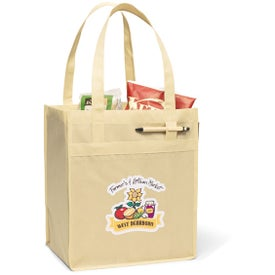 Deluxe Grocery Shopper Bag for Your Company