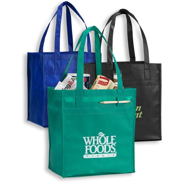 Deluxe Grocery Shopper Bag