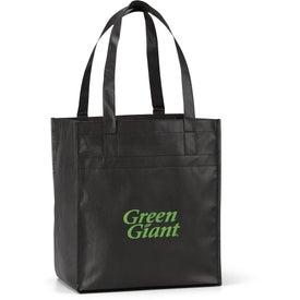 Branded Deluxe Grocery Shopper Bag