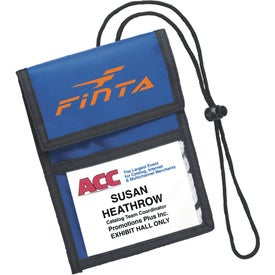 Deluxe ID/Badge Holder for Marketing