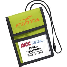 Deluxe ID/Badge Holder for Your Organization