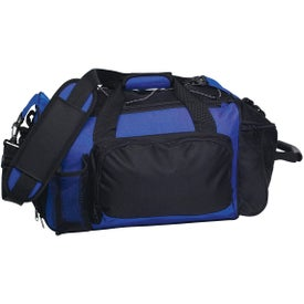 Deluxe Sports Duffel Bag with Your Logo