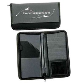 Deluxe Travel Document Case