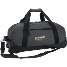 Deluxe Wheeled Duffel Bag for Your Church
