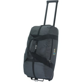 Deluxe Wheeled Duffel Bag for your School