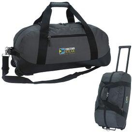 Deluxe Wheeled Duffel Bag