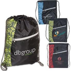 Designer String-A-Sling Backpack for Promotion