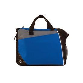 Diagonal Pocket Briefcase for Customization