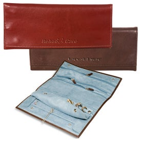 Diamond District Jewelry Roll Imprinted with Your Logo
