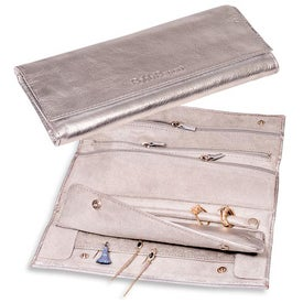 Company Diamond District Jewelry Roll - Metallic
