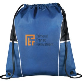 Diamond Drawstring Backpack Giveaways