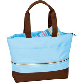 Advertising Diaper Bag with Changing Pad