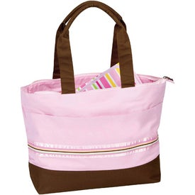 Diaper Bag with Changing Pad Imprinted with Your Logo