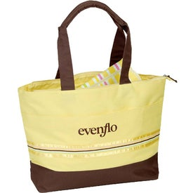 Diaper Bag with Changing Pad Branded with Your Logo