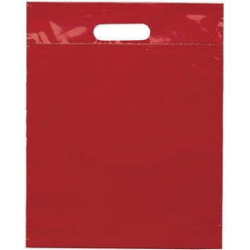 Die Cut Handle Bag for Advertising