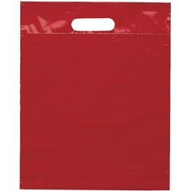 Die Cut Handle Bag for Advertising