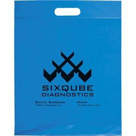 Imprinted Die Cut Handle Bag