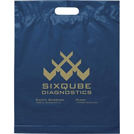 "Die Cut Handle Bag (15"" X 19"" X 3"")"