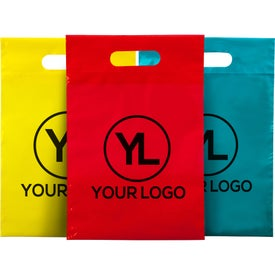 Company Die Cut Handle Bag