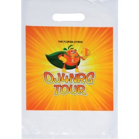 Digital Full Color Die Cut Bag