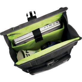 Custom Disrupt Recycled Compu-Sling Backpack