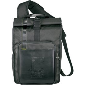 Disrupt Recycled Compu-Sling Backpack