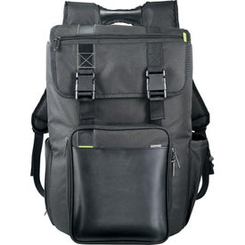 Disrupt Recycled Cargo Compu-Backpack Imprinted with Your Logo