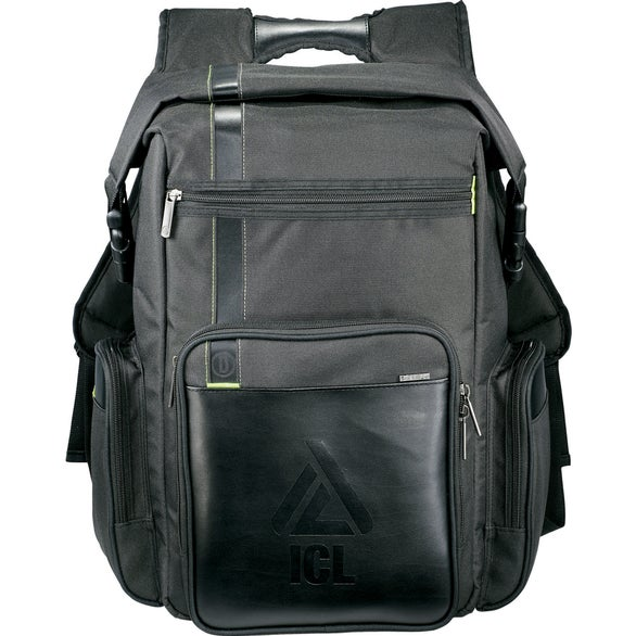 Disrupt Recycled Deluxe Compu-Backpack
