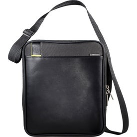 Disrupt Recycled Tablet Sleeve Messenger Bag for Customization