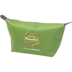 Monogrammed Diva Toiletry Bag