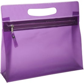 Diva Vanity Bag Imprinted with Your Logo