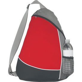 Advertising Non-Woven Sling Backpack