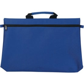 Advertising Customizable Document Bag