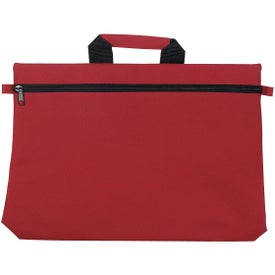 Polyester Document Bag Printed with Your Logo