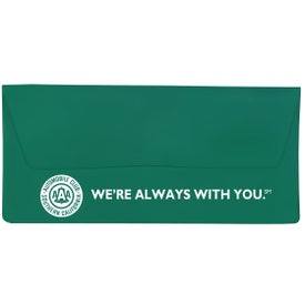 Document Case with Your Slogan