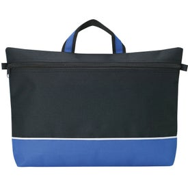 Imprinted Document Bags