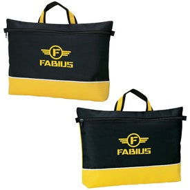 Document Bags Imprinted with Your Logo