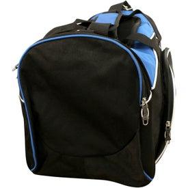 Customized Dogbone Duffel Bag