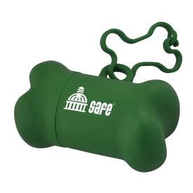 Advertising Doggie Bag-Bone