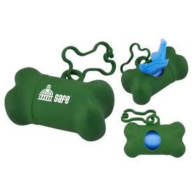 Custom Doggie Bag-Bone