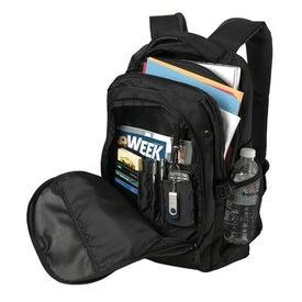 Imprinted Domain Computer Backpack