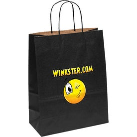 Dorothy Matte Shopper (Full Color Logo)