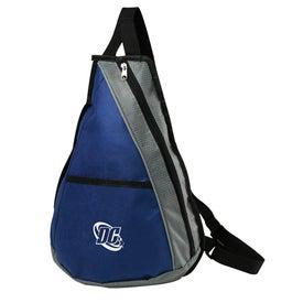 Custom Dot Sling Bag