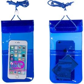 Double Pocket Water Resistant Bag