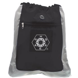 Double Square Drawstring Bag for Your Church